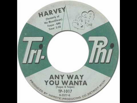 Thumbnail of video HARVEY - Any Way You Wanta [Tri-Phi TP-1017] 1962