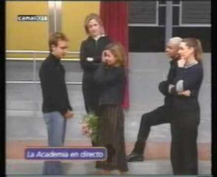 Despedida Natalia en Academia OT