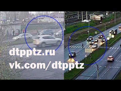 Утром на Первомайском проспекте сбили пешехода
