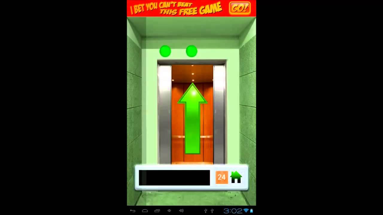 100 easy doors think you can escape level 21 22 23 24 25 for 100 doors door 23