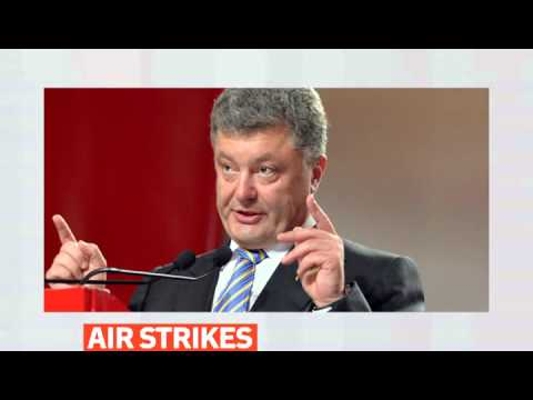 mitv - Ukraine crisis: Air attacks to regain control of Donetsk airport from pro-Russia rebels