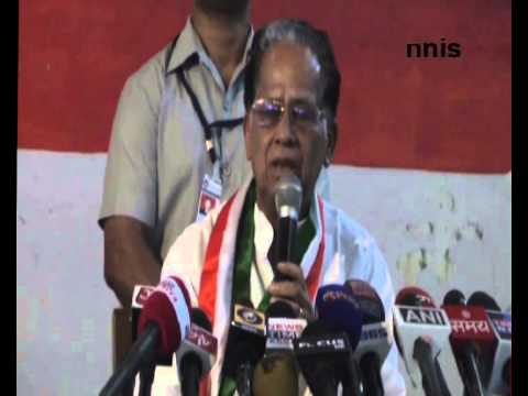 Tarun Gogoi Hopes More Schemes For Assam By Nda Govt