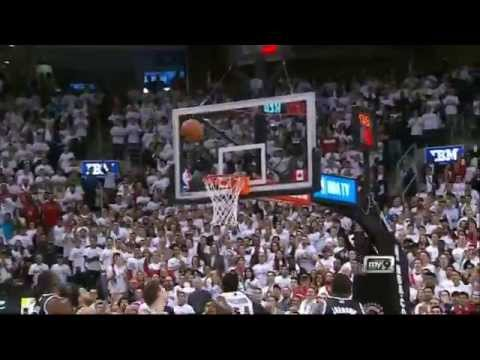 Raptors 2014 PLAYOFFS: R1G5 vs. Nets