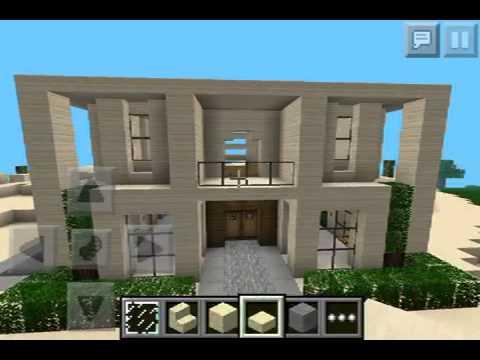 Todosobreminecraftpocketedition algunas casas de - Fotos de casas del minecraft ...