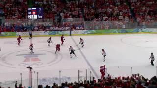 Russia V Canada Men's Ice Hockey Quarter-Final Full