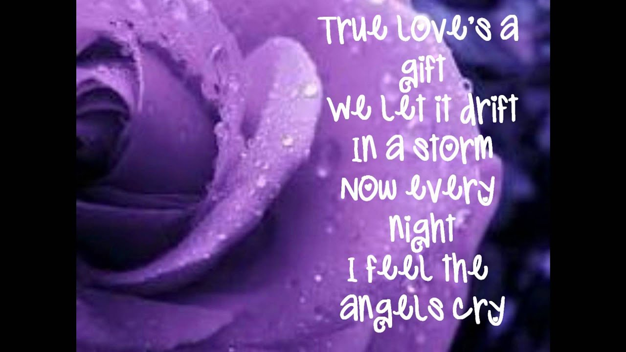 Angels Cry Lyrics