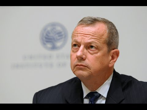 General John Allen on Counterinsurgency in Afghanistan After 2014