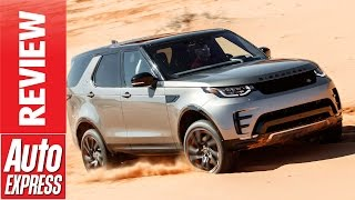 New Land Rover Discovery review: is it still the king on and off road?. Auto Express.