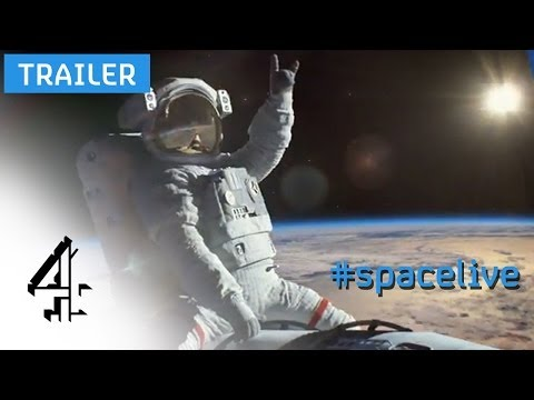Live from Space Season | Launches Soon | Channel 4