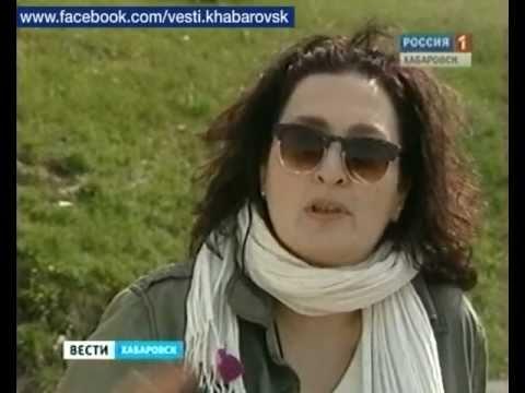 Вести-Хабаровск. Открытый пленэр Аси Немченок