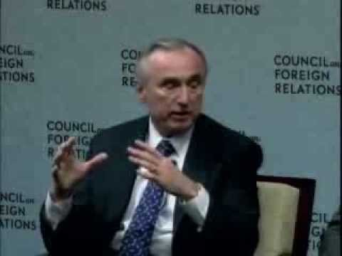 HSMI Board of Advisors Member William Bratton - Intelligence and Counter Radicalization   CFR Panel