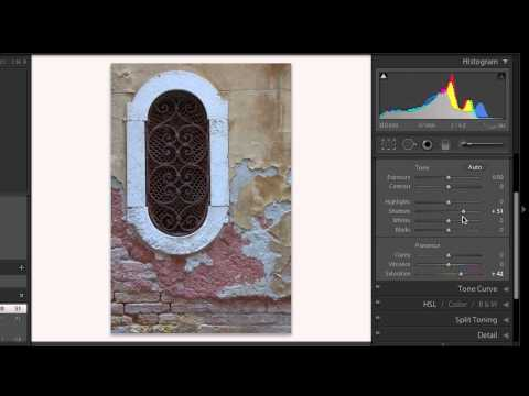 Develop Module Advancements in Lightroom 4
