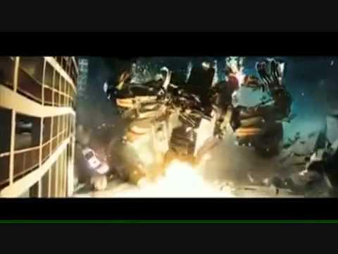 New Divide Linkin Park Transformers Music Video mp4