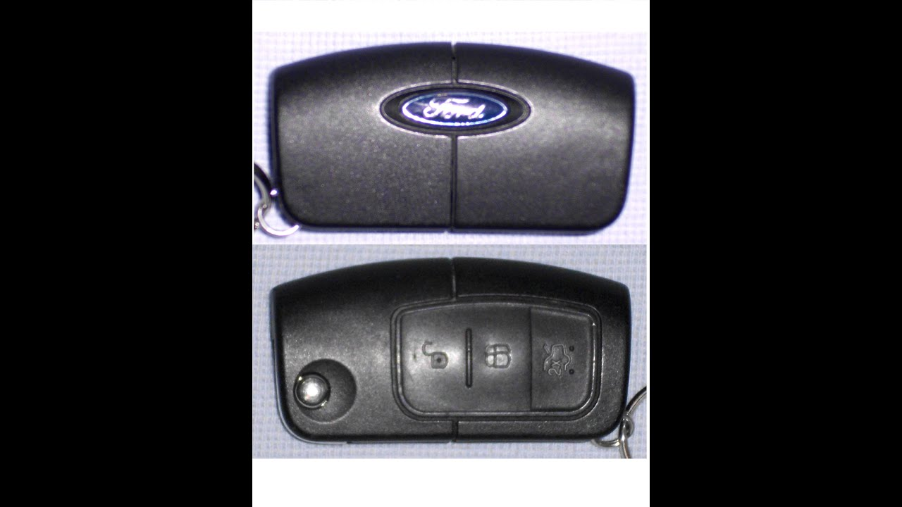 ford key fob battery replacement   change replace remote