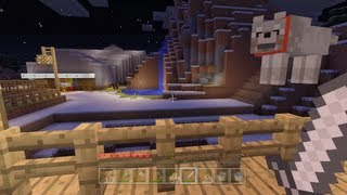 Minecraft Xbox Lovely Waterfall [62]