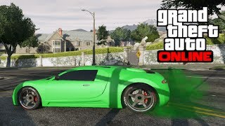 Grand Theft Auto Online - How to Get Money Fast (GTA V)