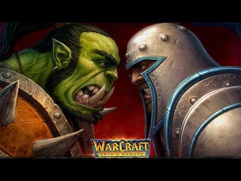 WARCRAFT 1:  Orcs and Humans (NOSTALGIA BUSCUS)