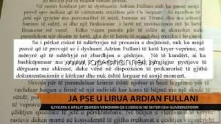 Apeli zbardh vendimin pr Fullanin dhe Golemin  Top Channel Albania  News  L