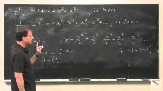 Worldwide Calculus: Power Series as Functions II: Operations on Power Series