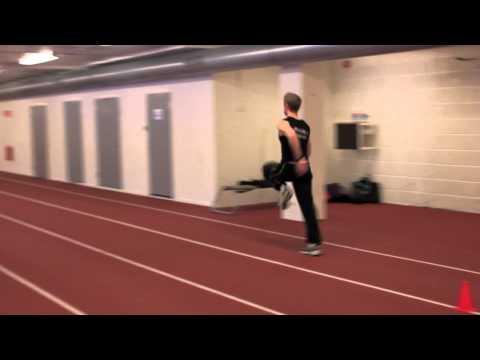 High Jump Running Drills
