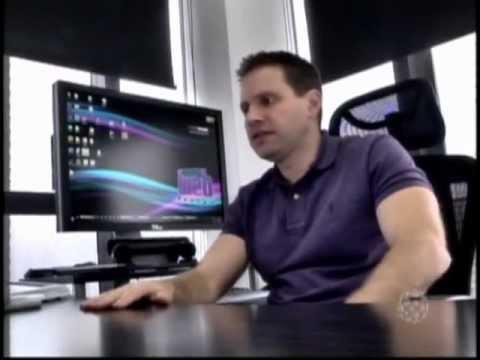 Antonio Borba fala sobre o vício da tecnologia mobile - SBT Paraná - 15/10/2012