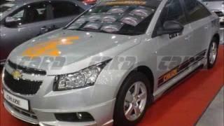 Chevrolet Cruze Tunados / Customizados