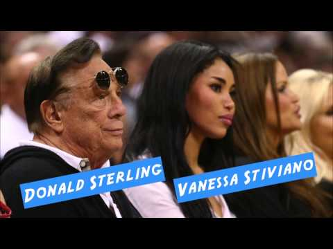 L.A. Clippers Owner Donald Sterling Shocking Audio Recording! Full 15 minute tape!