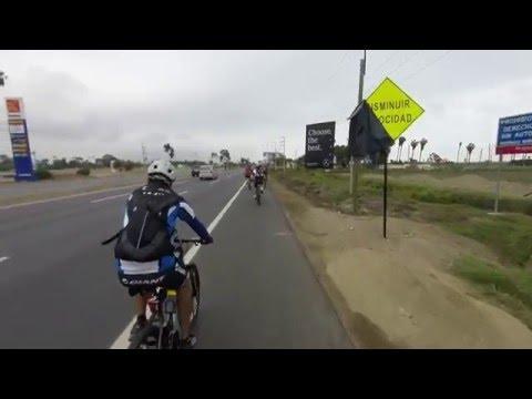 De Lima a Asia en bicicleta!!!