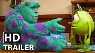 Die Monster Uni Trailer (Deutsch German) HD