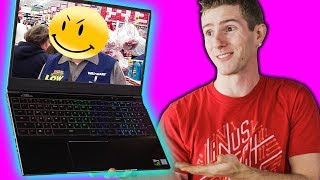 We RECOMMEND Walmart's gaming laptop!!
