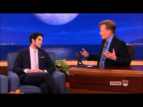 Entrevista do Darren no Conan - legendada pt/br