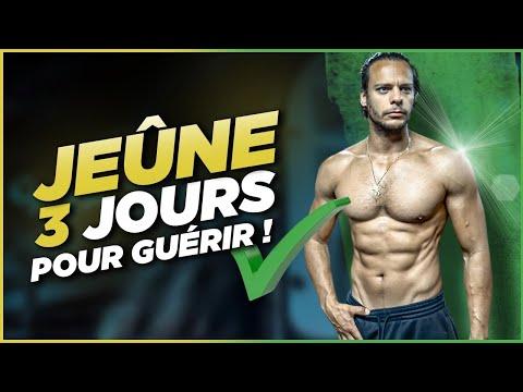 J'ARRETE DE MANGER POUR GUERIR - JEÛNE 3 JOURS