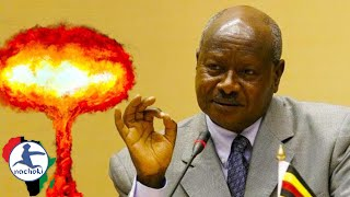 Ugandan President Shocking Speech Wanting Africa To be A Nuclear Power
