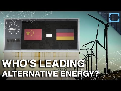 Who's Leading Alternative Energy?