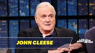 John Cleese Did Not Enjoy Filming Monty Python and the Holy Grail