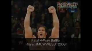 WWE Luta Livre Na TV SBT (Battle Royal)