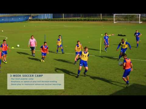 The 3-week Soccer Camp Experience (Long Video)