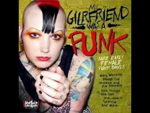 my girlfriend was a punk punk por mujeres