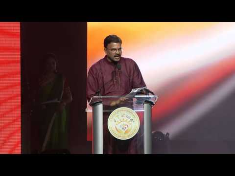 JD Lakshmi Narayana Speech