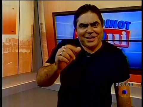 Cardinot Aqui na Clube (Abertura, Trechos e Encerramento) - 09/01/2012 - TV Clube Record
