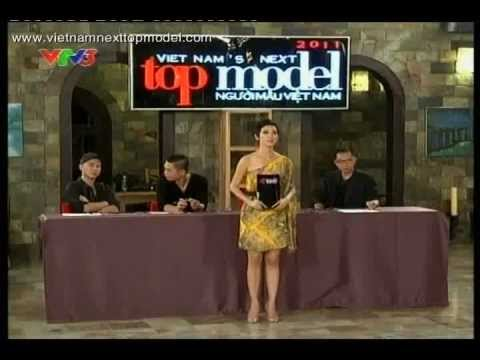Vietnam's Next Top Model 2011 - Tập 10 (Full)