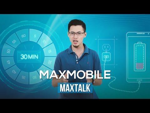 """Thời lượng pin điện thoại đã """"tiến hóa"""" thế nào trong thời gian qua?"""