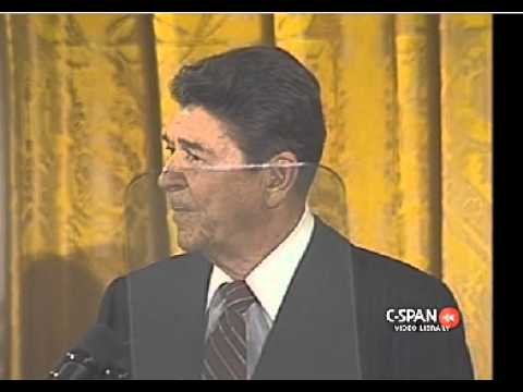 Reagan in '86: