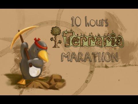 Terraria - 10 Hour Marathon.
