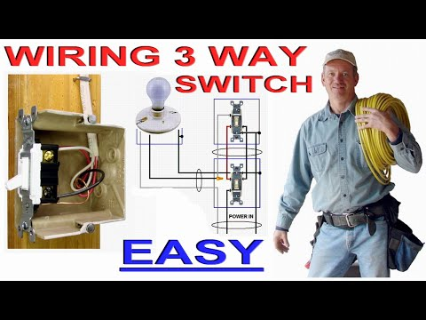 wiring a 3 way switch with dimmer diagram with Watch on Watch in addition Wiring Diagram 3 Way Switches 541934 besides Two Way Switching Power Feed Via Switch furthermore 3 Way Switch Wiring Diagram Variations furthermore Post leviton  bination Switch Outlet Wiring Diagram 395661.