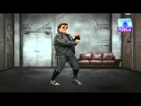 Rajnikanth Jokes - Battery