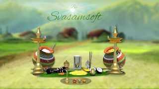 Wishes for Happy Pongal 2014 from svasam softvideo