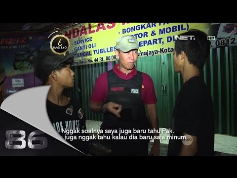 86 - Patroli Jaguar Anti Begal di Depok Part 1 - Ipda Winam Agus