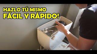 Como reparar tazas de baño