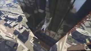 Parkour GTA V Online Montaje HD